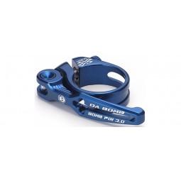 Zacisk sztycy Bomb QR 3.0 clamp niebiesk