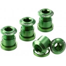 Śruby Reverse z kominem zielone