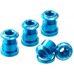 Śruby Reverse z kominem jasno-niebieski