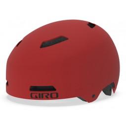 Kask bmx GIRO QUARTER FS matte dark red roz. L (59-63 cm)