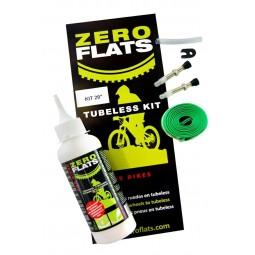 Zestaw Tubeless Kit Zeroflats 29