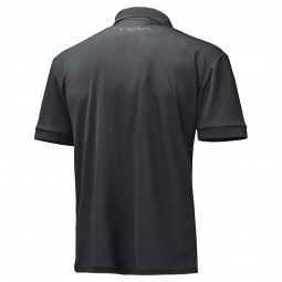 T-SHIRT HELD POLO ACTIVE BLACK