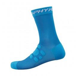 S-Phyre Tall Socks Blue M-L (Shoe41-44)