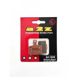 Klocki hamulcowe a2z Gold AZ-160S