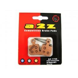 Klocki hamulcowe a2z Gold AZ-175S