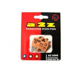Klocki hamulcowe a2z Gold AZ-200S