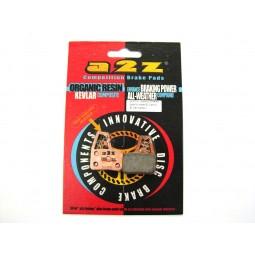 Klocki hamulcowe a2z Gold AZ-231S