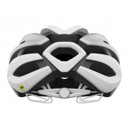 Kask szosowy GIRO SYNTHE II INTEGRATED MIPS matte white silver roz. S (51-55 cm) (NEW)