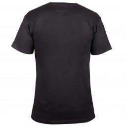 T-SHIRT REBELHORN CASUAL BLACK/GREY