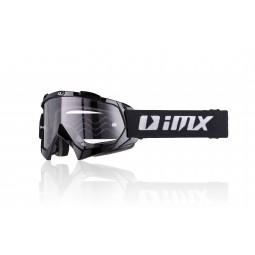 Gogle iMX Racing Mud Black z Szybą Clear (1 szyba w zestawie)