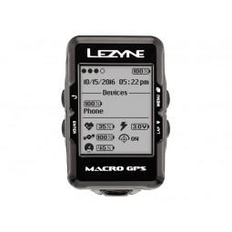 Licznik rowerowy LEZYNE Macro GPS HRSC Loaded (DWZ)
