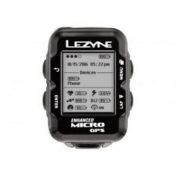 Licznik rowerowy LEZYNE Micro GPS (DWZ)