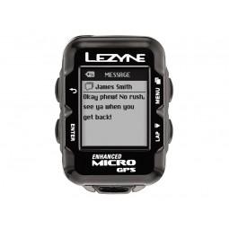 Komputer rowerowy LEZYNE Micro GPS HR Loaded (DWZ)