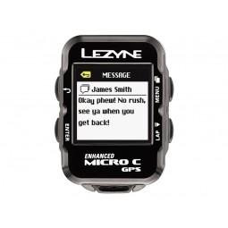 Licznik rowerowy LEZYNE Micro Color GPS (NEW)
