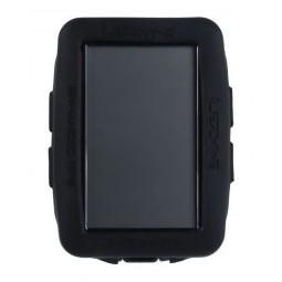 Gumowa obudowa do licznika LEZYNE MEGA XL GPS COVER czarna (NEW)