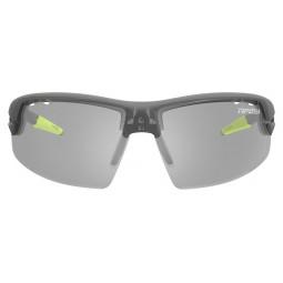Okulary TIFOSI CRIT FOTOTEC matte smoke (1szkło Smoke FOTOCHROM 47,7%-15,2% transmisja światła) (NEW)